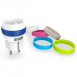 Micro Smart Plug de NodOn® enchufe con medicion de consumo Z-Wave Plus Multi-EU