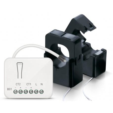 ZIPATO - Micromodulo Contador de energia Z-Wave+