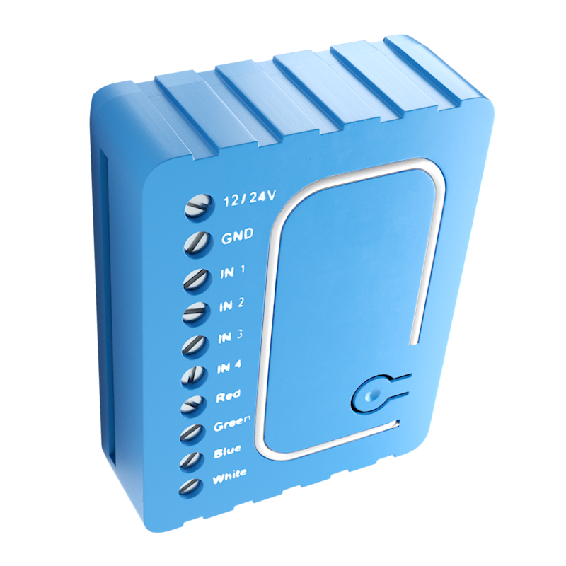 QUBINO RGBW DIMMER - Z-Wave Plus color regulator buy in Spain