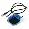 QUBINO Flush PWM Termostato - micromodelo de termostato oculto Z-Wave