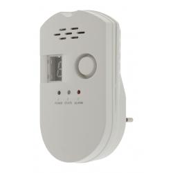 Detector de Gas cableado para alarma BYDom