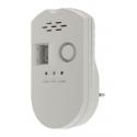 Detector de gás plug-in autônomo