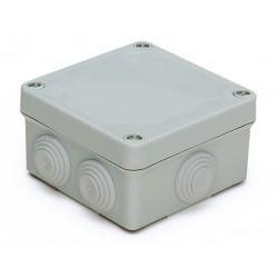 Caja estanca IP55 libre halogenos con conos tapa tornillos Famatel (varias medidas)
