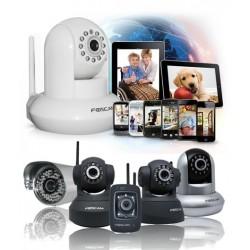 Asistencia técnica remota cámaras IP