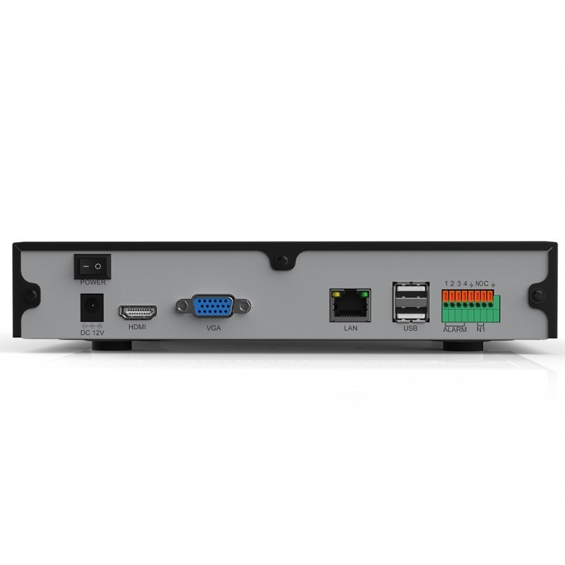 Recorder NVR Foscam FN3109H 9 channels  DDNS, Free App, ONVIF
