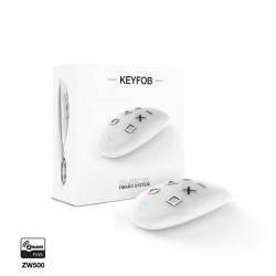 FIBARO Keyfob Remote control keychain format Z-Wave Plus