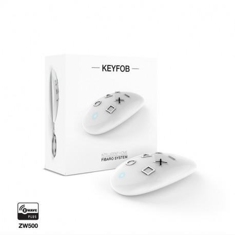 FIBARO Keyfob – Mando a distancia formato llavero Z-Wave Plus