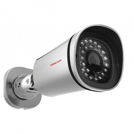 Cámara IP TVT Bullet 1,3 Mpx Lente Fija 4mm POE