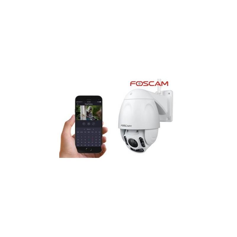 Foscam fi9928p 2 0mpx c mara de videovigilancia 1080 - Camaras de videovigilancia ...
