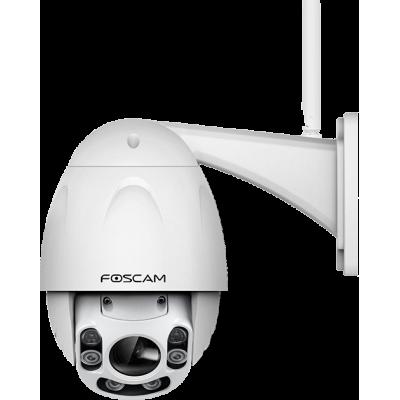 Foscam FI9928P 2.0Mpx- Cámara de videovigilancia 1080p slot Micro SD, Zoom x4 - 60m visión nocturna