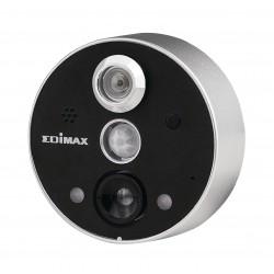Videoportero wifi Edimax IC-6220DC de tipo mirilla para puertas