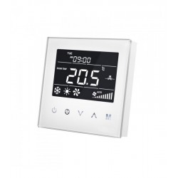 Thermostat Z Wave Heatit Wall Thermostat Zwave White
