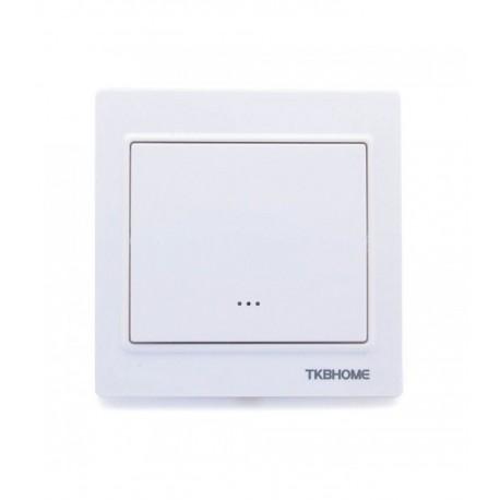 Interruptor empotrable sencillo de TKB Home