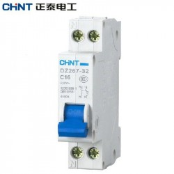 Narrow magnetotherm (DPN) CHINT 2P 16A