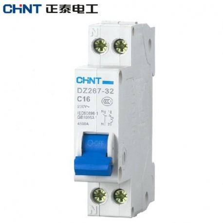 Magnetotherm estreito (DPN) CHINT 2P 16A