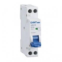 Magnetotermico estrecho (DPN) CHINT 2P 10A