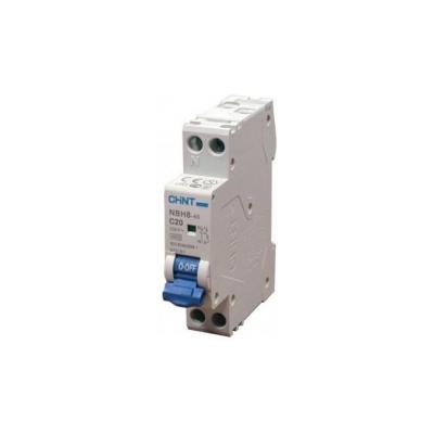 Magnetotermico estrecho (DPN) CHINT 2P 20A