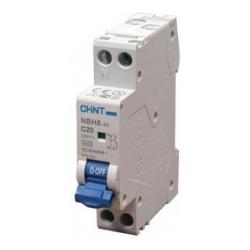 Magnetotherm estreito (DPN) CHINT 2P 20A