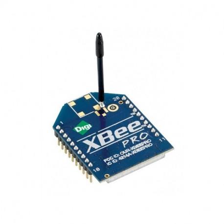DIGI INTERNATIONAL Módulo XBee-PRO® ZigBee, 2,4GHz, antena flexible