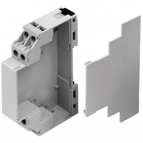 Modulo carril DIN para Qubino Z-Wave