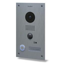 DOORBIRD D202 - Videoportero WIFI IP conectado a internet empotrable acabado INOX