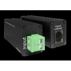 DoorBird  A1071convertidor PoE Ethernet para 2 cables