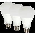 Pack de 3 bombillas LED DOMITECH ZBulb dimeable Z-Wave+