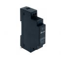 Transformador profissional 5 V DC da fonte do trilho do trilho do cromo do delta, 1,5 A, 7,5 W