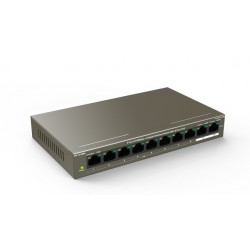 IP-COM F1110P-8-102W switch 8 puertos PoE no gestionable formato desktop