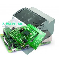 Kit ZWave.ME DIY R-Pi carril DIN Z-Wave+