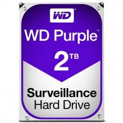 WESTERN DIGITAL PURPLE 2TB SERIAL ATA III INTERNAL HARD DRIVE