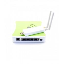 RFPlayer pacote de interface de rádio transceptor + eedomus + controlador de automação residencial