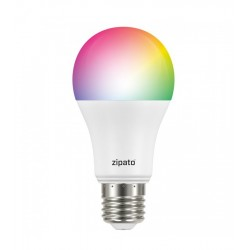 ZIPATO - RGBW LED Bulb Z-WAVE + V2