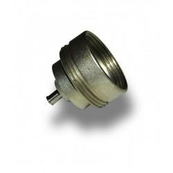 Adaptador M28 para vávula termostatica COMAP a Danfoss