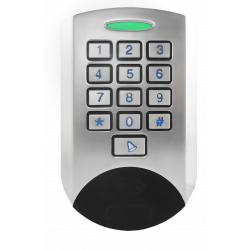 POPP Keypad keyboard for access control using Z-Wave