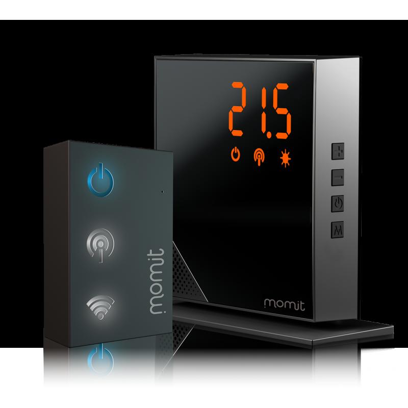 termostato wifi momit control de calefacci n por internet
