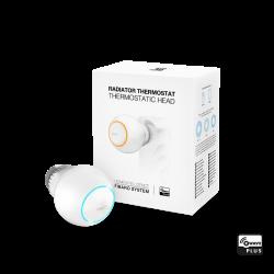 Fibaro - Cabezal Termostático Z-Wave Plus para radiador