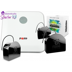 Starter Kit para Persianas Z-Wave de POPP