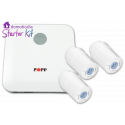 POPP Z-Wave Starter Kit for zoning heating radiators