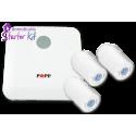 Starter Kit para zonificación Z-Wave de calefacción por radiadores de POPP