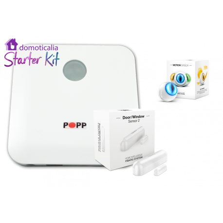Kit de Persianas ECO Popp y Fibaro