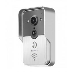 Videoportero wifi IP y ethernet con voces en español