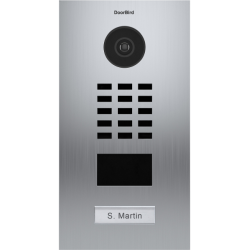 DoorBird D2101V Embedded IP video door phone