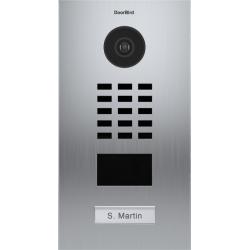 DoorBird D2101V Videoportero IP empotrable para 1 vivienda