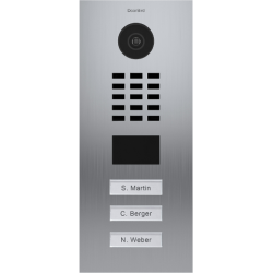 DoorBird D2103V Embedded IP video door phone