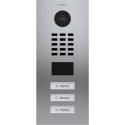 DoorBird D2103V Videoportero IP 3 viviendas empotrable