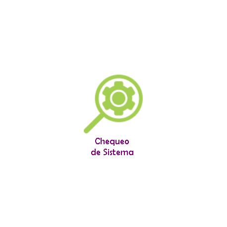 Chequeo de sistema de domótica y sistemas mediante asistencia remota
