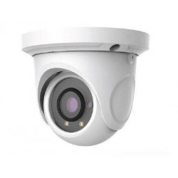 HiSharp HS-D043QR Cámara IP exterior PoE  minidomo orientable 2 Mpx (2592x1520)