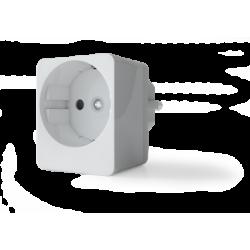 Qubino Smart Plug 16A - tomada on-off de tamanho pequeno Z-Wave Plus