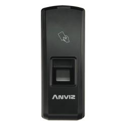 Lector biométrico antivándalico para Control de Accesos